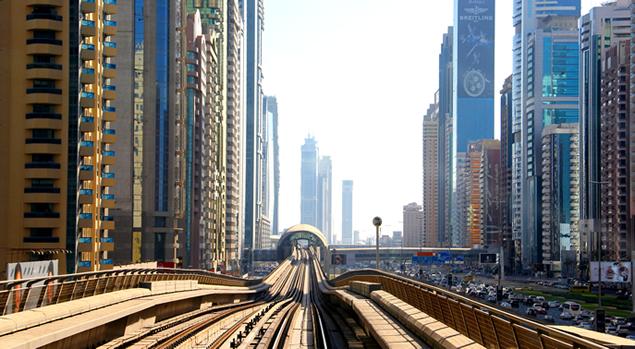 Reseberättelse och restips från Dubai