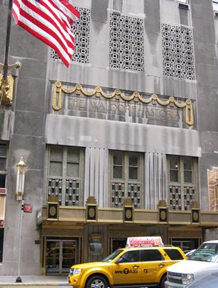 Daniel Werners restips New York och Washington DC.